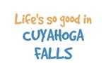 Life is so good in Cuyahoga Falls