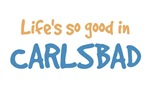 Life is so good in Carlsbad Ca