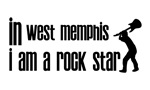 In West Memphis I am a Rock Star