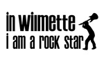 In Wilmette I am a Rock Star
