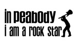 In Peabody I am a Rock Star