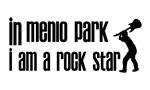 In Menlo Park I am a Rock Star