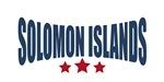 Solomon Islands Three Starts Design