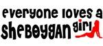 Everyone loves a Sheboygan Girl