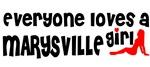 Everyone loves a Marysville Girl