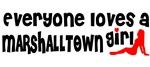 Everyone loves a Marshalltown Girl