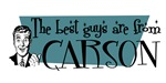 Best guys are from Carson