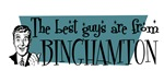Best guys are from Binghamton