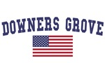 Downers Grove US Flag