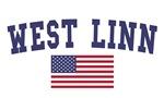 West Linn US Flag