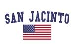 San Jacinto US Flag
