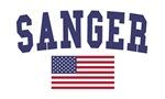Sanger US Flag