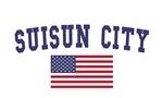 Suisun City US Flag