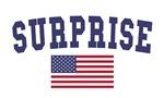 Surprise US Flag