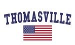 Thomasville US Flag