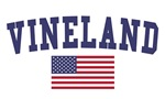 Vineland US Flag