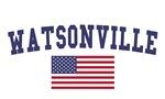Watsonville US Flag