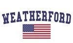 Weatherford US Flag