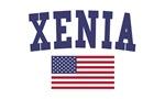 Xenia US Flag