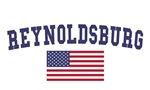 Reynoldsburg US Flag