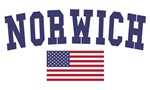 Norwich US Flag