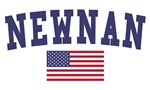 Newnan US Flag