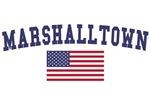 Marshalltown US Flag