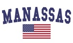 Manassas US Flag