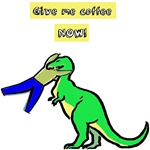 Give me coffee NOW!