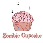 Zombie Cupcake Teez