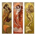 Mermaids Nouveau