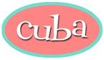 Cuba Oval Pink