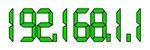 192.168.1.1 Green
