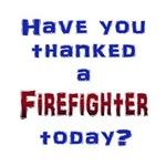 Thank Firefighter