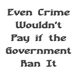 Crime Doesnt Pay