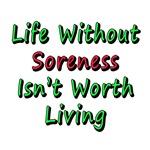 Soreness