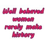 Behaved Women?