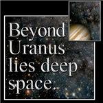 Beyond Uranus