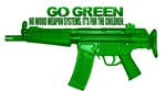 Go Green! No Wood Stocks!