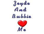 Jewish Zeyde and Bubbie Love Me