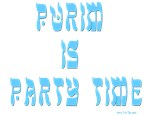 Purim is Party Time