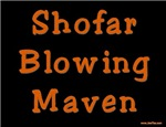 Shofar Blowing Maven