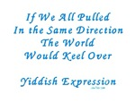 Be Different Yiddish Saying