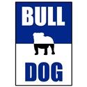 Classic Blue Bulldog