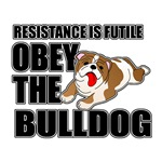 Obey The Bulldog