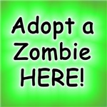 Adopt a Zombie