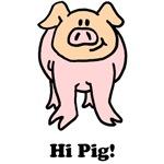 Hi Pig Bye Pig Gifts