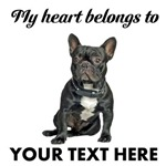 Personalized French Bulldog T-Shirts