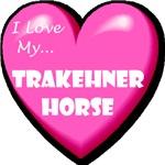 I Love My Trakehner Horse