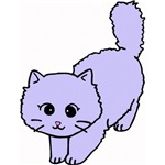 Cute Kitten Cartoon